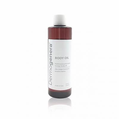 Dermogenera Body Oil - Incense & Sweet Orange